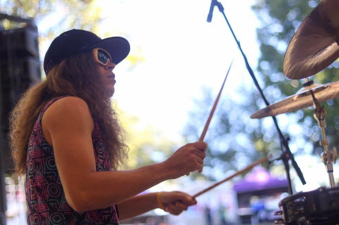 Funktafest in Huntington, West Virginia's Ritter Park